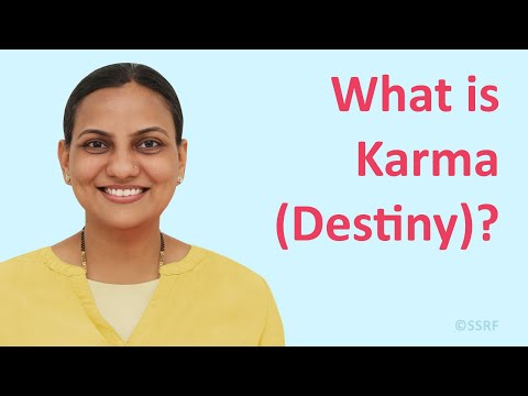 What is Karma (Destiny)? - LIVE session with Shweta Clarke (Part 1)