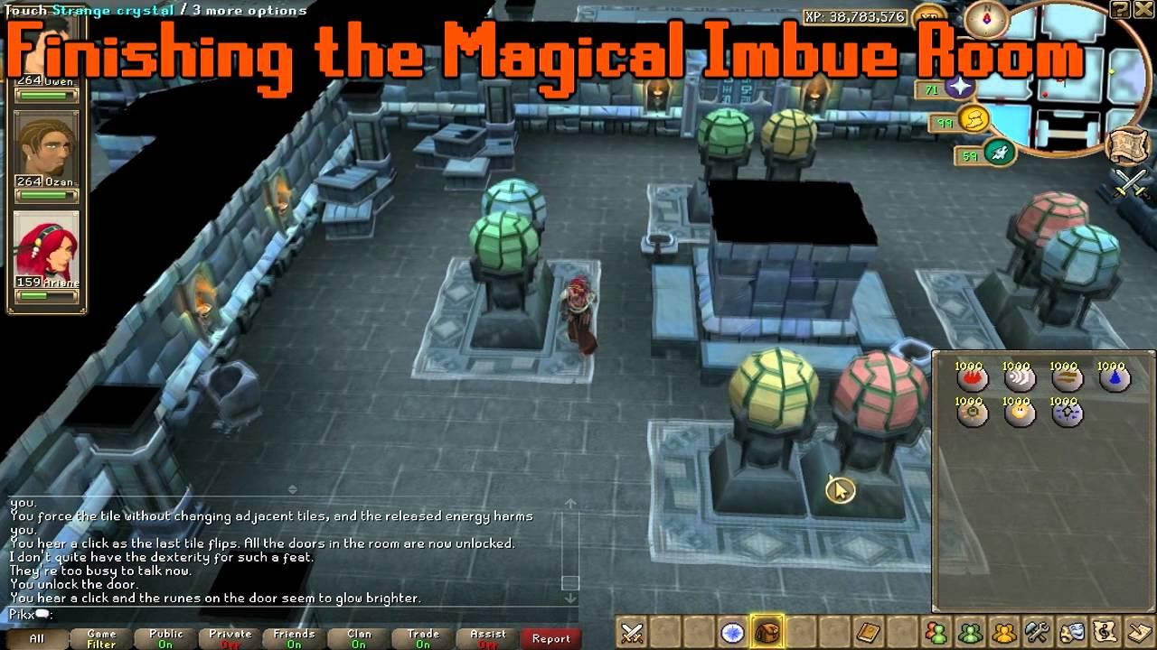 RuneScape Dungeoneering Sagas   Three\u0027s Company! & RuneScape: Dungeoneering Sagas   Three\u0027s Company! - YouTube