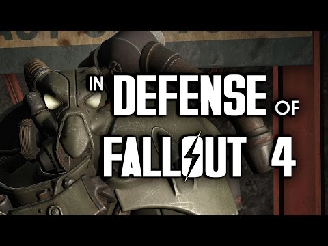 In Defense of Fallout 4
