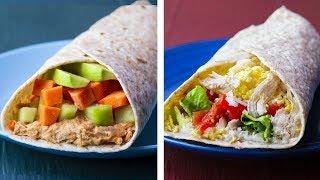 puedes comer envolturas en la dieta cetosis