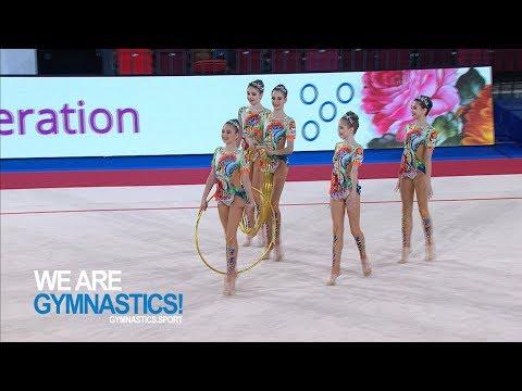 2019 Rhythmic Junior Worlds – Russian dominate Day 1 – We are Gymnastics !