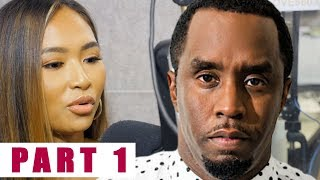 "Exclusive | Diddy allegedly ""HlT"" his Ex-Girl & MADE her ""TERMlNATE"" two ""PREGNANCIES""! Part 1"