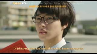 Gambar cover [MV] Last Scene - Ikimonogakari  Sub Indo (Shigatsu  Wa Kimi No Uso Live Action)