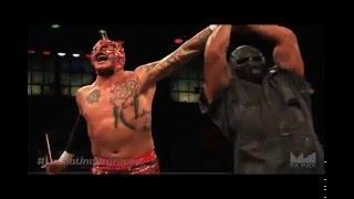 Lucha Underground - Matanza vs  Fenix -HIGHSPOTS-