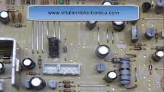 Cómo arreglé un tv chino que no prende