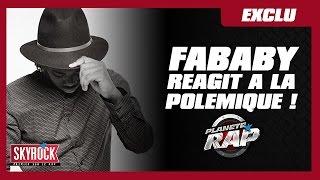 Exclu : Fababy réagit à la polémique twitter dans Planète Rap