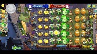"Plants Vs Zombies 2""Starfruit vs zombies""  Sr gamer"