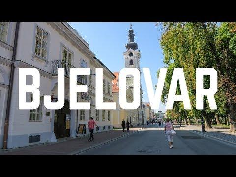 A Morning in Bjelovar, Croatia