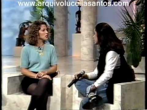 Almanaque TV Manchete - Lucélia Santos