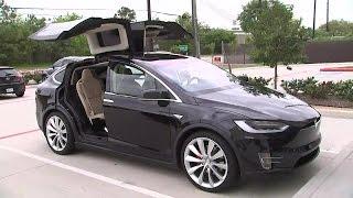 Test drive a @TeslaMotors #ModelX in #Houston #MeetModelX