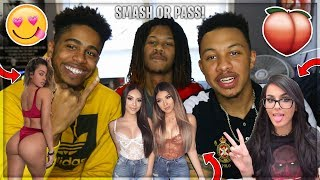 Baixar SMASH OR PASS (Raven Elyse, Andreaschoice, Alyssa Forever, Alondra & Elsy and MORE!!!!)