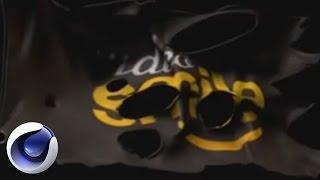 Cinema 4D – Создание и анимимация флага в Cinema 4D. [Уроки 3D]