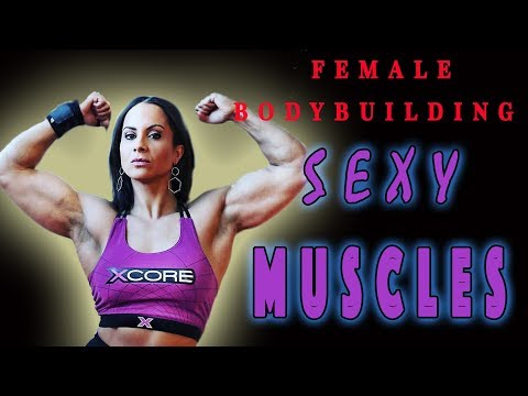 FEMALE BODYBUILDING – SEXY MUSCLES
