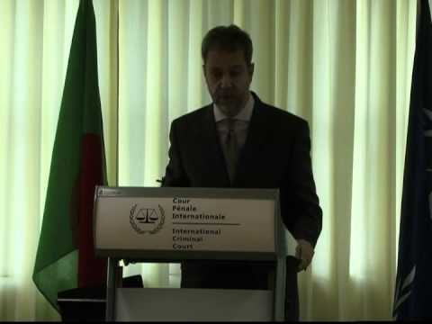 ICC welcomes the People's Republic of Bangladesh as a new State Party