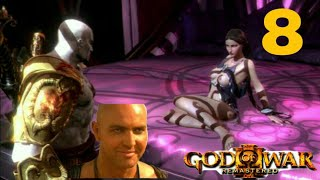 KRATOS CONOCE A AFRODITA 7u7!!!-God of War 3 Remastered #8
