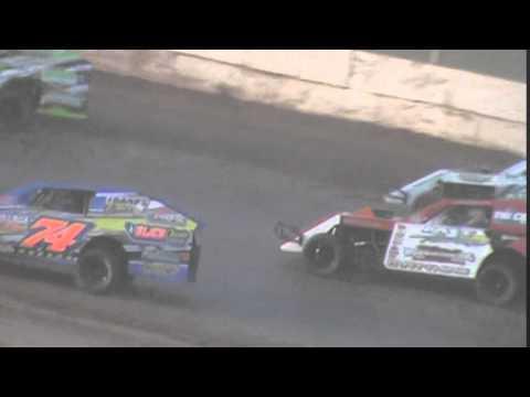 IMCA Mod Feature Seymour Speedway 6/21/15
