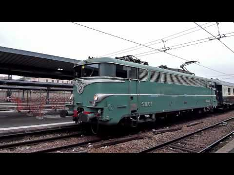 Locomotive BB 25236 + Orient-Express
