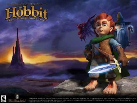 The Hobbit full videogame soundtrack