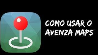TUTORIAL BÁSICO DO AVENZA MAPS | 🐍 OP. CASCAVEL 4 🐍 screenshot 2