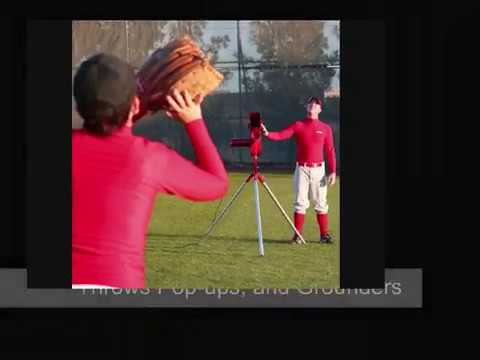 Heater Softball Pitching Machine Pictures