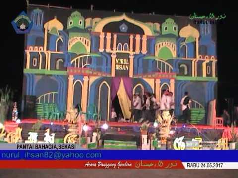 Tari Daerah - Drama Kabaret Part 1 #Panggung Gembira Nurul Ihsan Muaragembong 2017