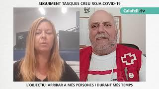 Entrevista Vicepresident Creu Roja Calafell