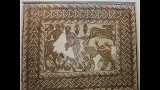Путешествуем сами по музею Бардо, Тунис, ч.2/Journey through the The Bardo Museum, Tunisia