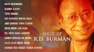 "Magic of ""R D Burman"" Superhit Bollywood Songs | Non-Stop Hits | Jukebox"