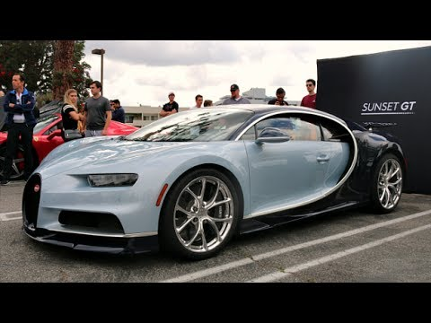 The Worlds Most Expensive Production Car! $4 Million Bugatti Chiron