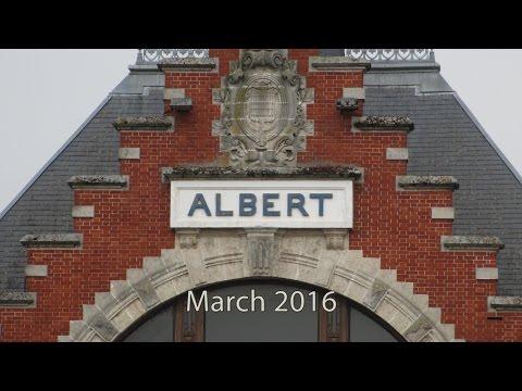 Albert, March 2016