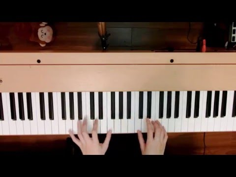 The Path of Wind - piano (My neighbour Totoro OST)