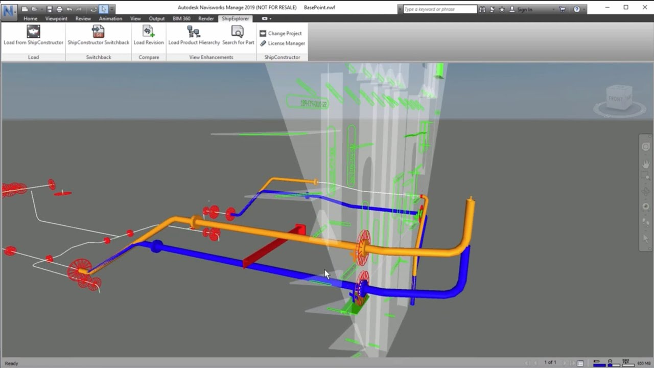 SSI - Autodesk® based Shipbuilding and Offshore Software