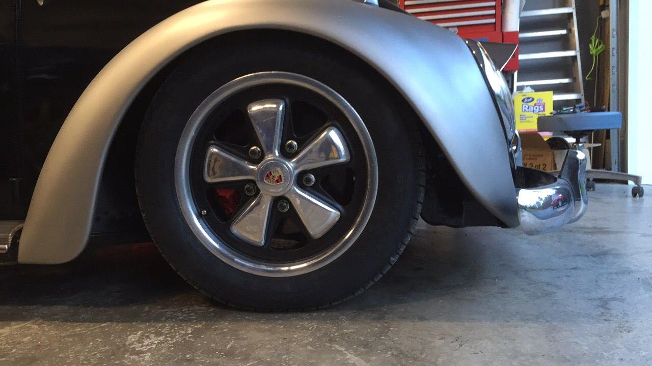 1966 VW Beetle Front Air Shocks