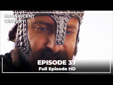 Magnificent Century Episode 37  | English Subtitle