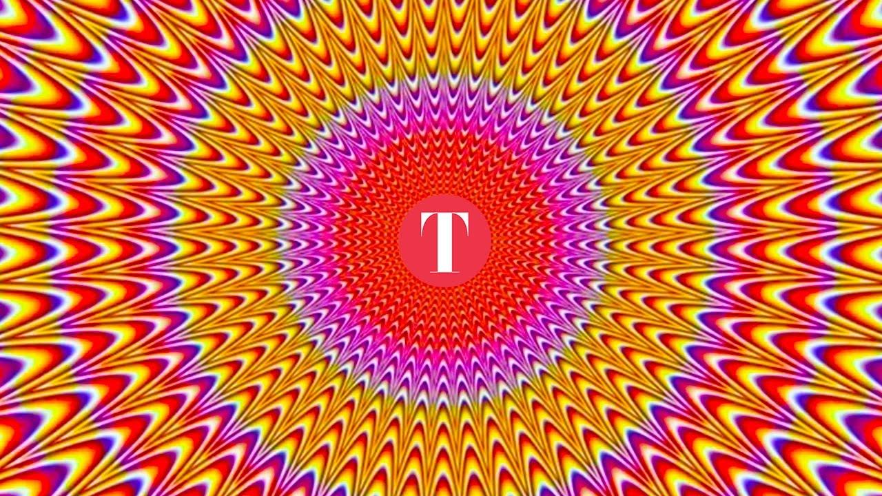 trick illusions optical mind tricking