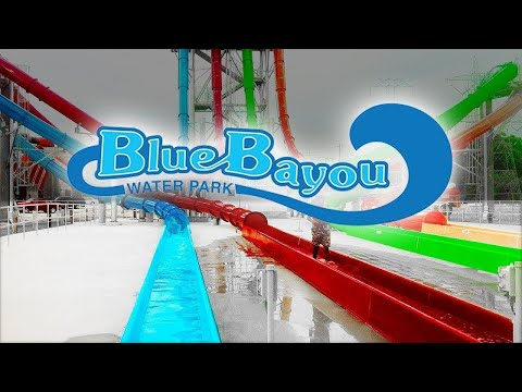 AWESOME ROLLER COASTERS & WATER SLIDES