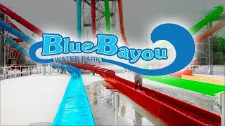 awesome roller coasters water slides   blue bayou dixie landin   things to do in louisiana