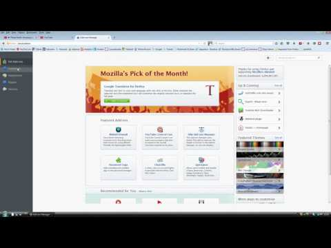 How to Fix: Firefox can't select 480p 720p 1080p HD quality on Youtube Videos