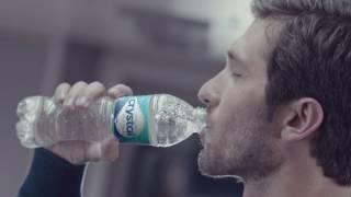 hidrate se com crystal