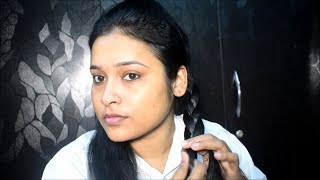 Different easy hairstyles for school/braid hairstyle,ponytail and puff hairstyles
