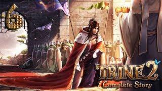 Trine 2: Complete story прохождение на геймпаде часть 6 Адские испытания