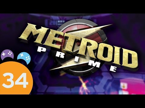 Let's Play Metroid Prime - Episode 34 - Strugglin' To Save | Duo Commentary [Friendly Fire]