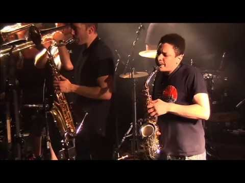 Youngblood Brass Band - Ain't Nobody