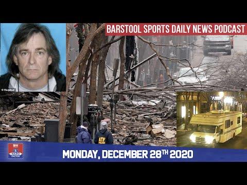 Hard Factor 12/28/20: Trump Signs Stimulus, Super Gonorrhea Spreading, Nashville Bombing Details