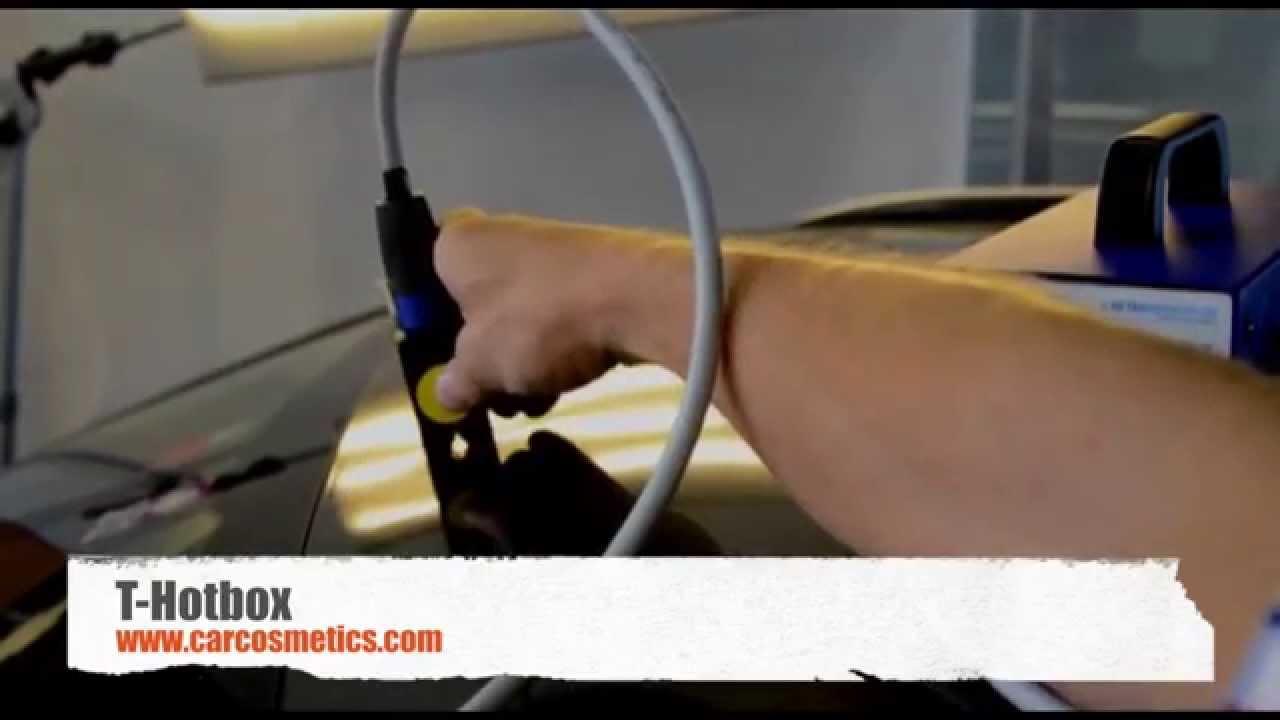 Car Cosmetics introduceert T Hotbox ontwikkeld voor PDR ...