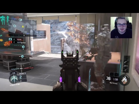 Call of Duty Black Ops 3 w/ Hayward! LIVE Search And Destroy