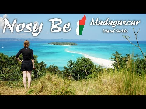 Nosy Be 🌴 Best of Madagascar Island Guide | GoPro HD | Iranj