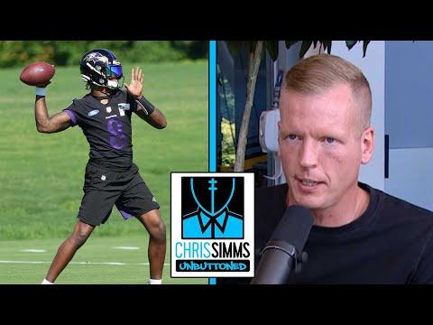 Chris Simms' Top 40 Quarterbacks: No. 6 Lamar Jackson   Chris Simms Unbuttoned   NBC Sports