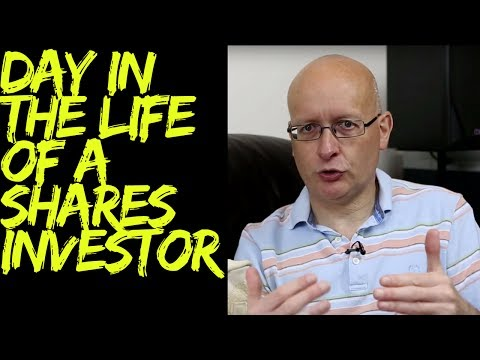 A Day in the Life of a Shares Investor