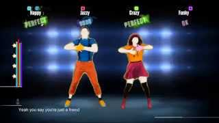 Just Dance - Say You're Just a Friend (Fanmade Mashup)